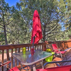 Tonto National Forest Retreat With Deck And Fire Pit! photos Exterior
