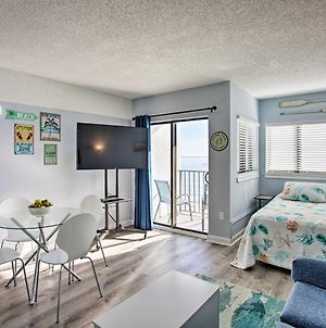 Marvelous Myrtle Beach Studio With Ocean Views! photos Exterior