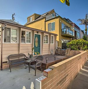 Mission Beach Studio With Deck - Walk To Ocean! photos Exterior