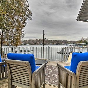 Lily Pad Waterfront Oasis On Lake Of The Ozarks! photos Exterior