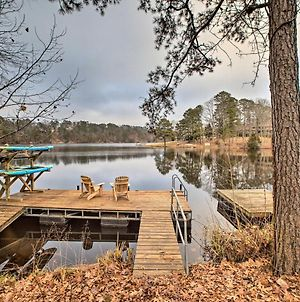 Renovated Lakefront Escape With Private Dock & Deck! photos Exterior