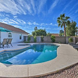 Luxe Scottsdale Abode With Outdoor Oasis - 2Mi To Golf photos Exterior