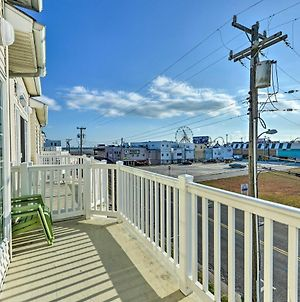 Wildwood Townhome - Walk To Boardwalk & Beach! photos Exterior