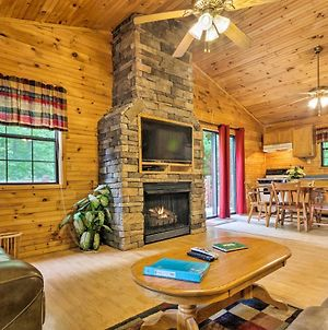 Bryson City Cabin In Smoky Mountains With Hot Tub! photos Exterior
