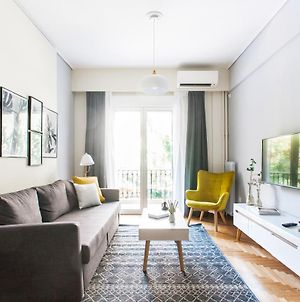 Charming & Comfy 2Bd Apartment In Acropolis Area By Upstreet photos Exterior