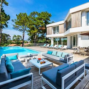 Arena, Rent A Beautiful Architect Villa With Swimming Pool In Anglet photos Exterior