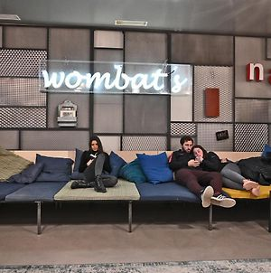 Wombat'S City Hostels Vienna The Lounge photos Exterior