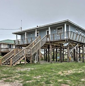 Waterfront Dauphin Island Home With Deck And Boat Dock photos Exterior