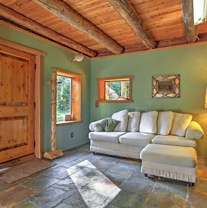 Cozy Easton Cabin With Wenatchee Natl Forest Views! photos Exterior