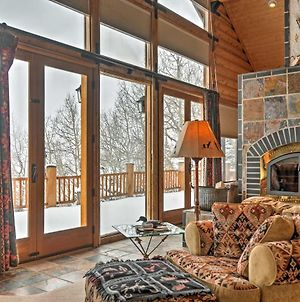 Brian Head Cabin Minutes From Slopes With Game Room! photos Exterior