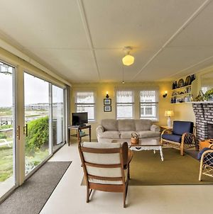Beachfront West Yarmouth Cottage With Deck And Views! photos Exterior