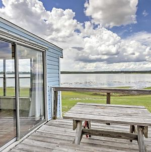 Lakefront Silver Springs Cabin With Deck & Grill! photos Exterior