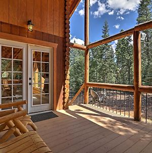 Duck Creek Village Cabin With Deck And Fire Pit! photos Exterior