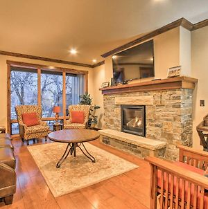 Red Lodge Townhome With Private Hot Tub And Mtn Views! photos Exterior