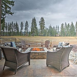 Cle Elum Home On Golf Course With Fire Pit And Hot Tub photos Exterior