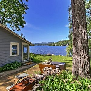 Private Lakefront Retreat With Porch, Canoe & Kayak! photos Exterior