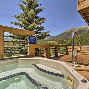 Silverthorne Condo With Hot Tubs And Mtn Views photos Exterior
