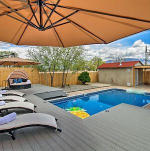 Luxury Albuquerque Home With Pool, Deck, And Hot Tub! photos Exterior