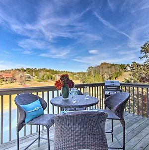Sevierville Lake Home With Floating Dock & Gas Grill! photos Exterior