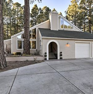 Expansive Flagstaff Family Retreat With Media Room! photos Exterior