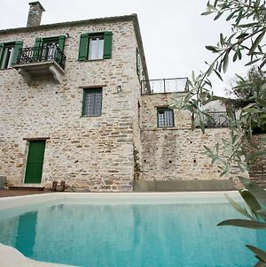 Ano Gatzea Villa Sleeps 6 With Pool Air Con And Wifi photos Exterior