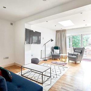 2 Bed 2 Bath Garden Apartment In Islington photos Exterior