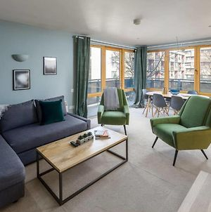 Chic Designer 2Bed W Balcony 7Mins To King'S Cross photos Exterior