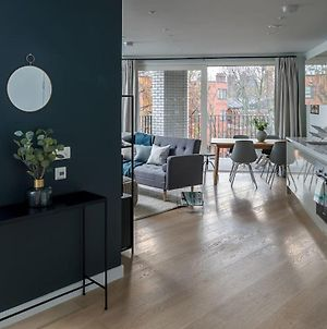 Modern 2 Bed Sleeps 6 W Gym & Balcony In Southwark photos Exterior