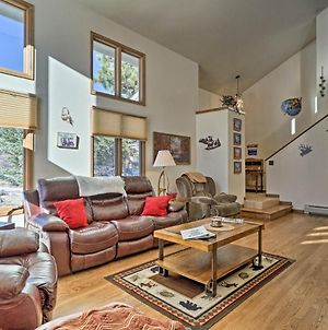Estes Park Home With Hot Tub By Downtown And Rmnp! photos Exterior