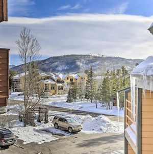 Updated Townhome Near Main Street, 10 Mi To Breck! photos Exterior