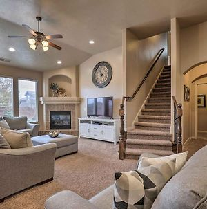 Home With Yard And Atv Access To Sand Hollow State Park! photos Exterior