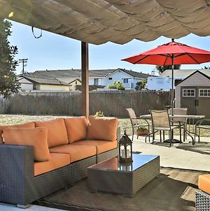 Oceanside Home With Yard Less Than 2 Miles To Beach And Pier! photos Exterior