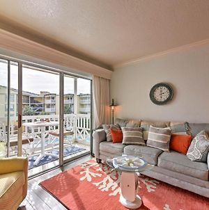 Galveston Ocean Condo - Walk To The Beach! photos Exterior