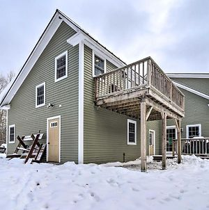 Cozy Apt With Deck -20 Mins To Stowe Mtn Resort! photos Exterior