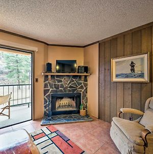Cozy Ruidoso Condo-By Grindstone Lake&Skiing! photos Exterior