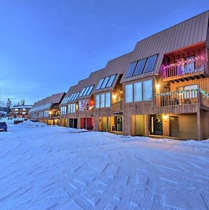 Mountain-View Townhome Less Than 1 Mi To Lake Granby! photos Exterior