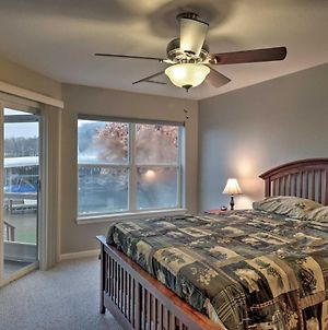 Condo With Screened Porch On Lake Of The Ozarks! photos Exterior