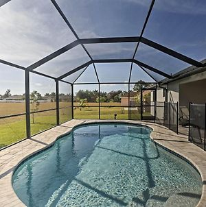 Cape Coral House With Pool - 14 Mins To Beach! photos Exterior