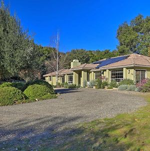 Arroyo Grande Horse Ranch Home With Mtn Views! photos Exterior