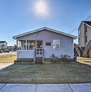 Nags Head Cottage With Deck - 1 Block To Beach! photos Exterior