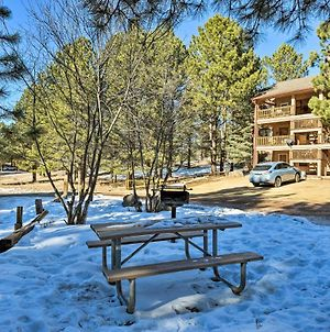 Condo With Mtn Views - Walk To Angel Fire Resort photos Exterior