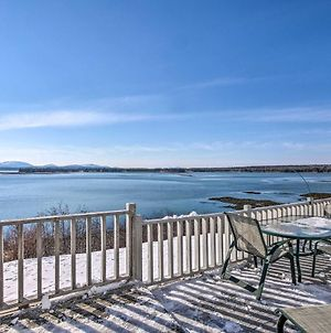 Waterfront Lamoine Cottage With Bay & Mtn Views photos Exterior
