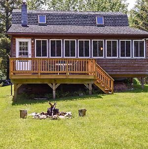 Livingston Manor Cabin With Private Lake Access photos Exterior