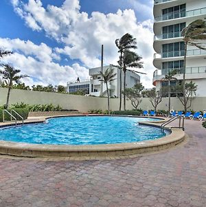 Beachfront Hollywood Condo With Resort Amenities photos Exterior