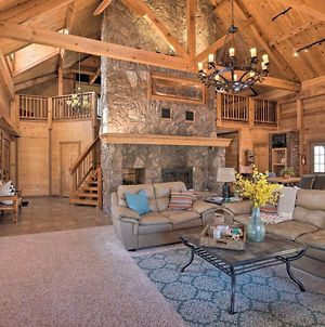 Waterfront Lake Of The Ozarks Estate With Dock! photos Exterior