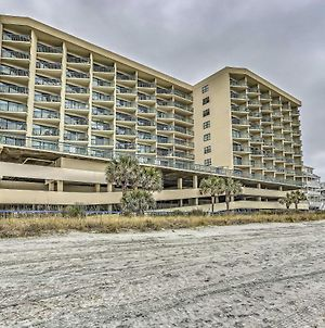North Myrtle Beach Condo With Pool And Ocean Access! photos Exterior