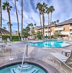 Chic Palm Springs Resort Condo With 2 Balconies photos Exterior
