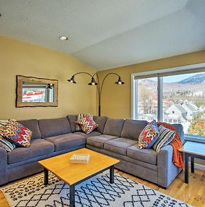 Lincoln Condo With Mtn Views 2 Miles To Ski Resort! photos Exterior