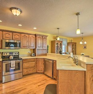 Houghton Lake Home With Dock - Near Boat Launch! photos Exterior