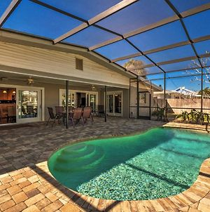 Canalfront Siesta Key Home With Heated Pool And Privacy! photos Exterior